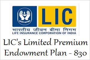 LIC-Limited-Payment-Endowment-Plan-830